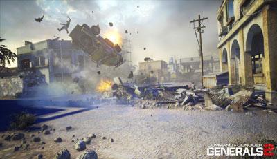 Скриншот CnC Generals 2