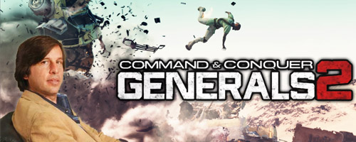 Command and Conquer: Generals 2. Интервью