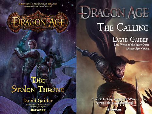 Dragon Age books