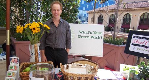 Raphael Sbarge Green Wish