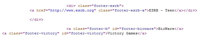 Часть html-кода с сайта CnC