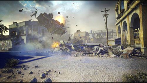 Скриншот нового проекта BioWare