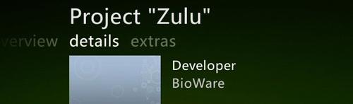 """Project """"Zulu"""""""