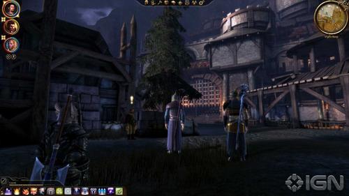 Dragon Age: Начало – «Пробуждение»