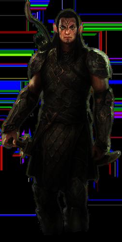 Dalish Elf