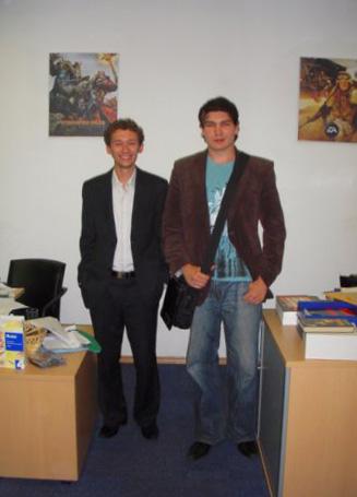 Del-Vey и Алексей Штода