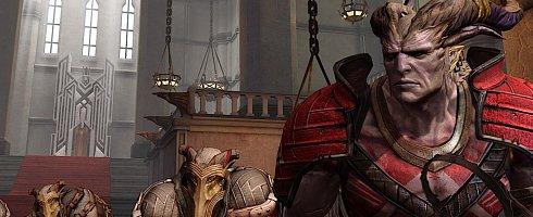 Dragon Age II Qunari