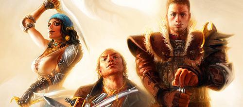 Мини-комикс Dragon Age