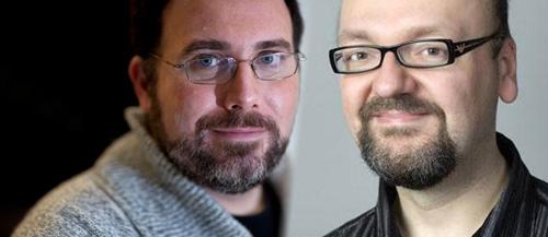 Майк Лейдлоу и Дэвид Гейдер