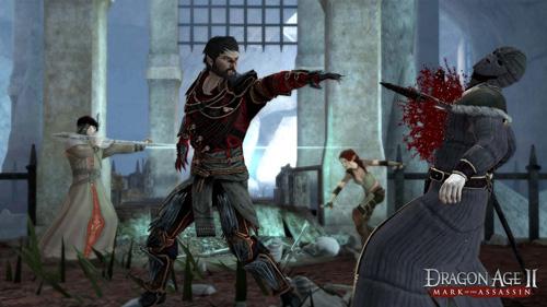 DLC «Клеймо убийцы»