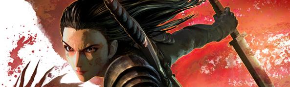 Выход аниме Dragon Age: Рождение Искательницы