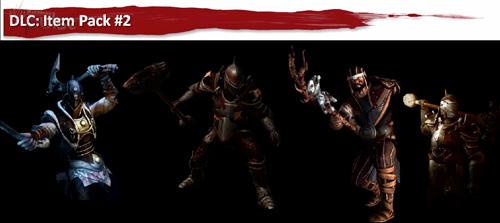 Dragon Age II: Набор предметов №2