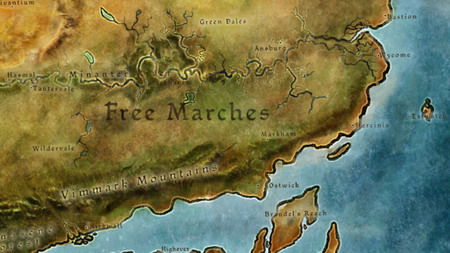 Dragon Age - Тедас