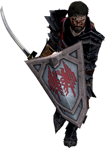 Dragon Age II - Warrior