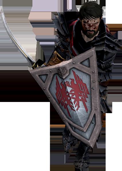 Dragon Age II - Warrior