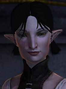 Умница в Dragon Age 2