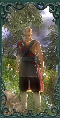 Монах Цзэн