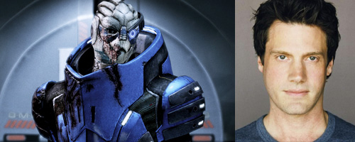 Mass Effect Brandon Keener interview