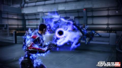 Mass Effect 2 - Singularity