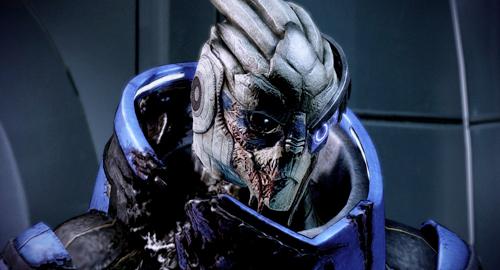 Mass Effect 2 Garrus Vakarian