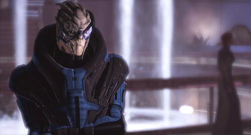 Mass Effect Garrus Vakarian