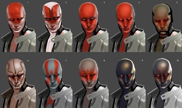 Thane's heads