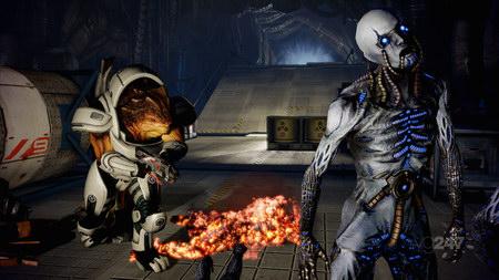 Mass Effect 2 - Krogan & Husk