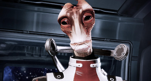 Mass Effect 2 Mordin Solus