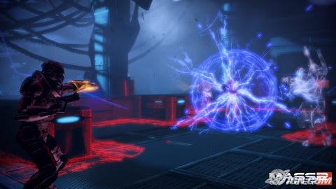 Mass Effect 2 - Sentinel