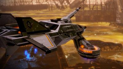 DLC Firewalker для Mass Effect 2