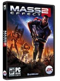 Обложка Mass Effect 2 PC