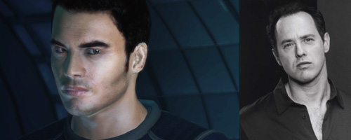 Mass Effect Raphael Sbarge Interview