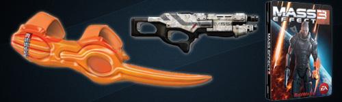 Mass Effect 3 Omni-blade edition