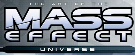 The Art of Mass Effect artbook