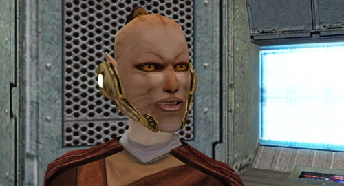 Star Wars: The Old Republic Juhani