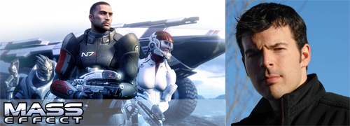 Casey Hudson Mass Effect