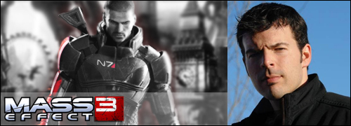 Casey Hudson – All about Mass Effect 3