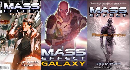 Mass Effect media