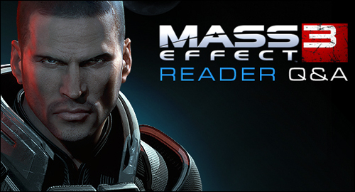 Gameinformer podcast on Mass Effect 3