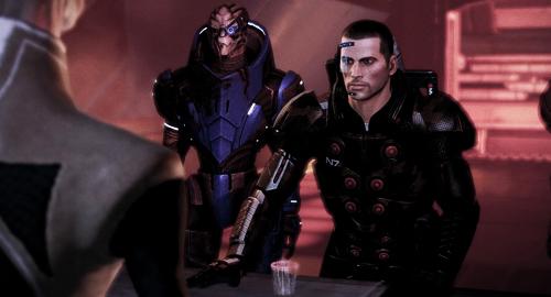 Mass Effect 2 Bar
