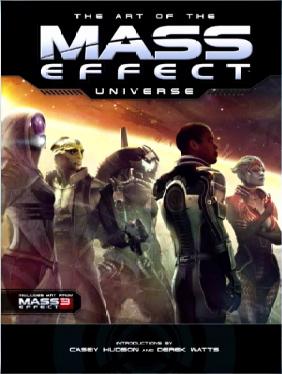 Mass Effect 3 - Art of the Mass Effect Universe