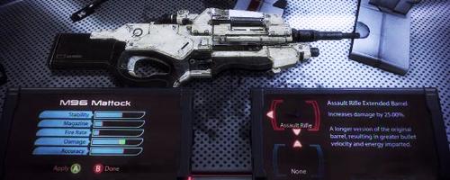 Mass Effect 3 Customization