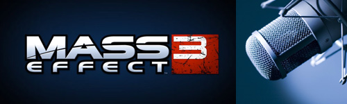 Mass effect 3 VO recordings finished