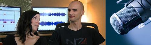 Mass Effect 3 BioWare Pulse Voiceovers