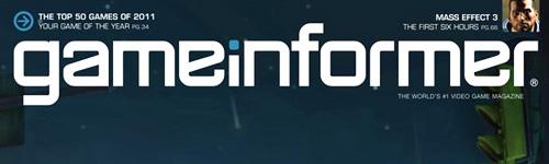 Mass Effect 3 Gameinformer exclusive