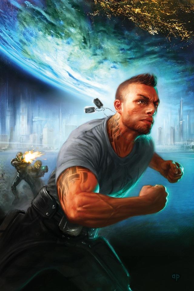 Mass Effect Homeworlds 1