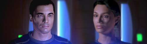 Mass Effect 3 Raphael Sbarge & Kimberly Brooks Interview