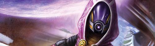 Второй выпуск комикса Mass Effect: Homeworlds