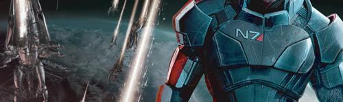 Mass Effect 3 @Gamer Preview Russian