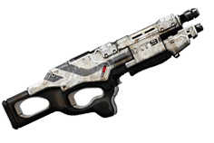 Mass Effect 3 BestBuy Argus rifle